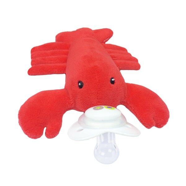 nookums 美國 寶寶可愛造型安撫奶嘴 龍蝦哥