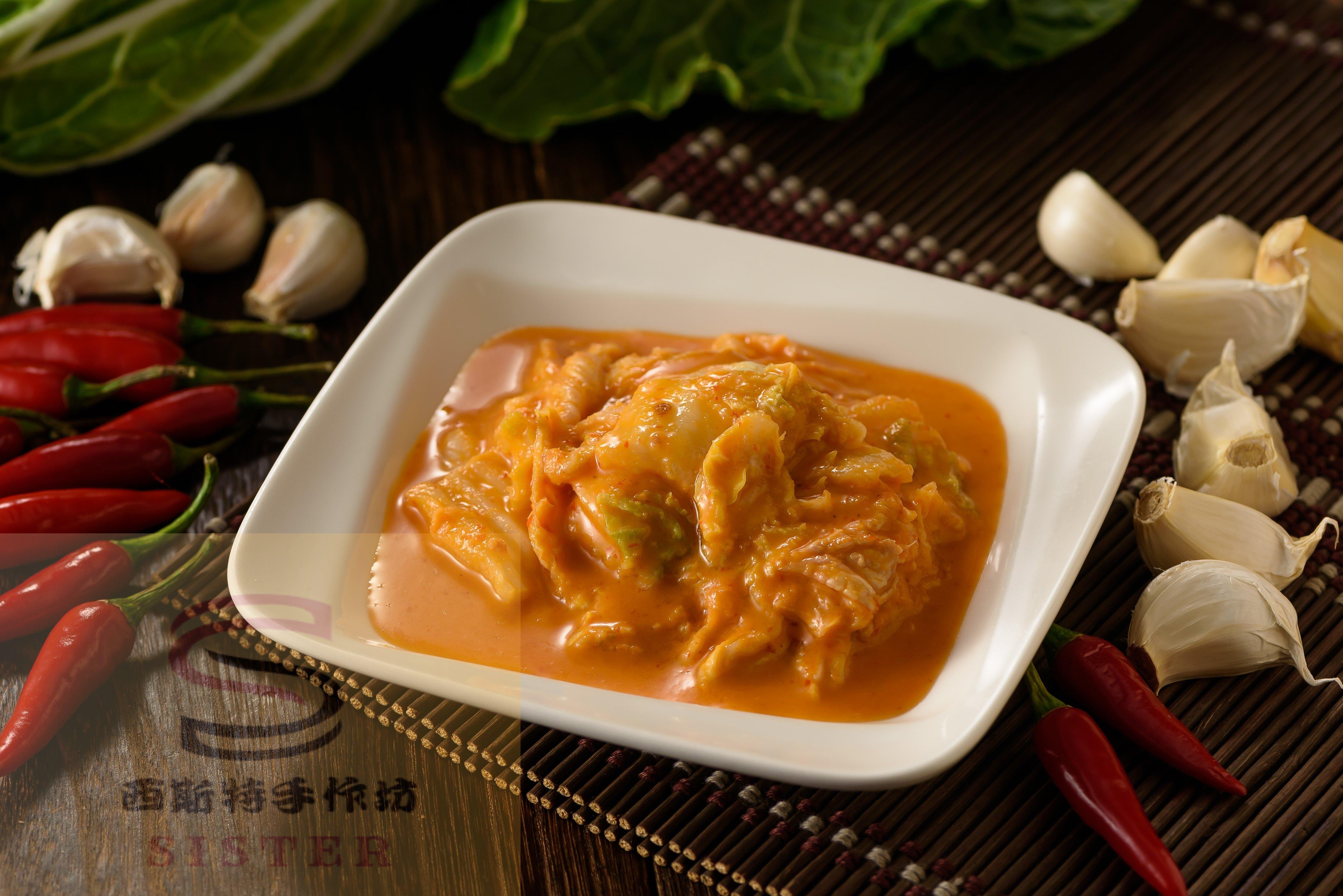 手作韓式泡菜 開胃菜 600g
