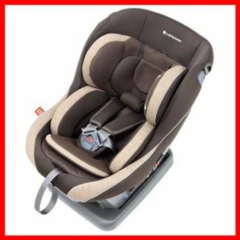 レスティロ3 メランジブラウン CD117 リーマン チャイルドシート 姿勢 ベビーシート 安心 新生児から LEAMAN 軽量 日本製 送料無料