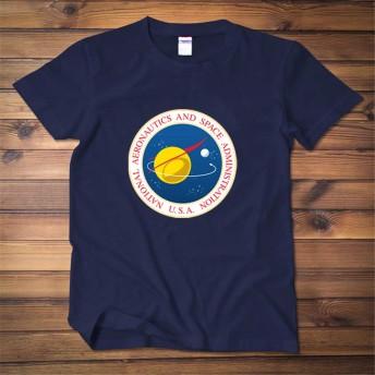 オデッセイ Martian NASA ナサ メンズ/レディース Tシャツ 夏服 半袖 シャツ
