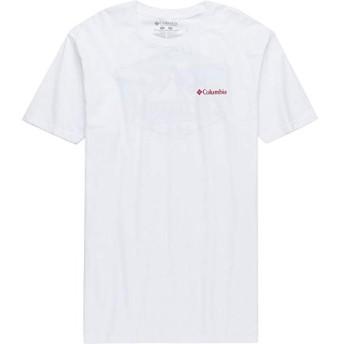 Columbia(コロンビア) トップス Tシャツ Taken Short-Sleeve T-Shirt White メンズ [並行輸入品]