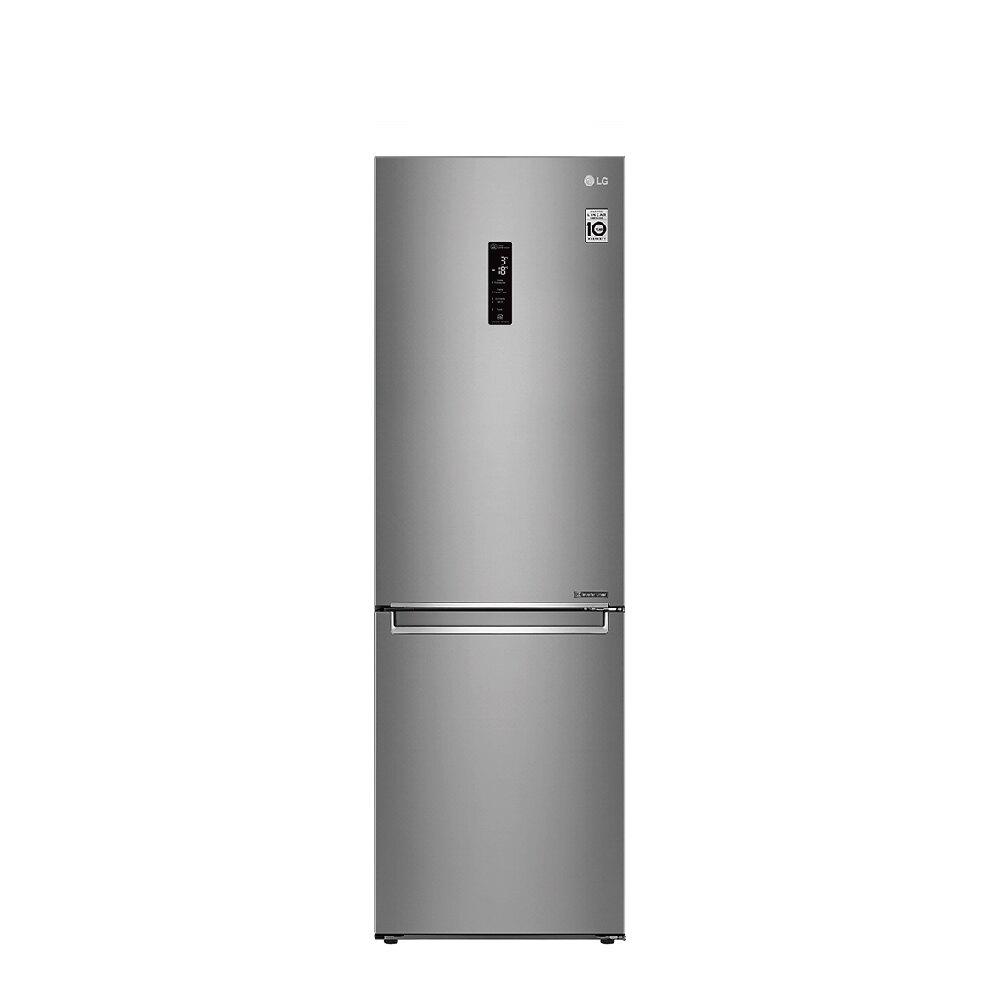 LG 樂金 343公升 WiFi直驅變頻上下門冰箱 GW-BF389SA 晶鑽格紋銀