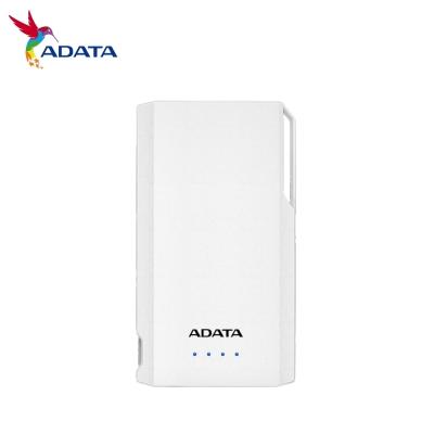 ADATA威剛 S10000  10000mAh  薄型行動電源(珍珠白)