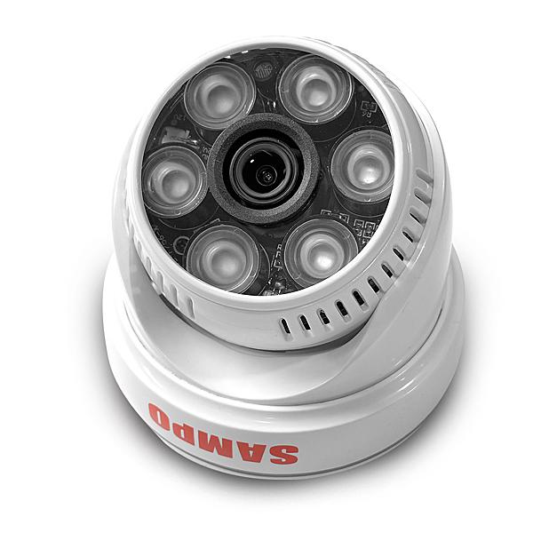聲寶 VK-TW2C65H 室內日夜兩用夜視型攝影機