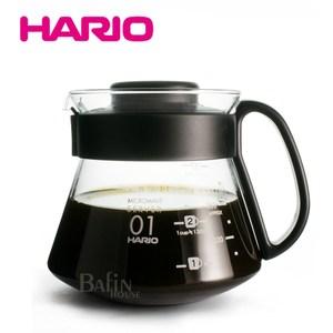 【HARIO】微波耐熱咖啡壺 360ml(XVD-36B)