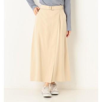 【アルシーヴ/archives】 A-ラップ風スカート