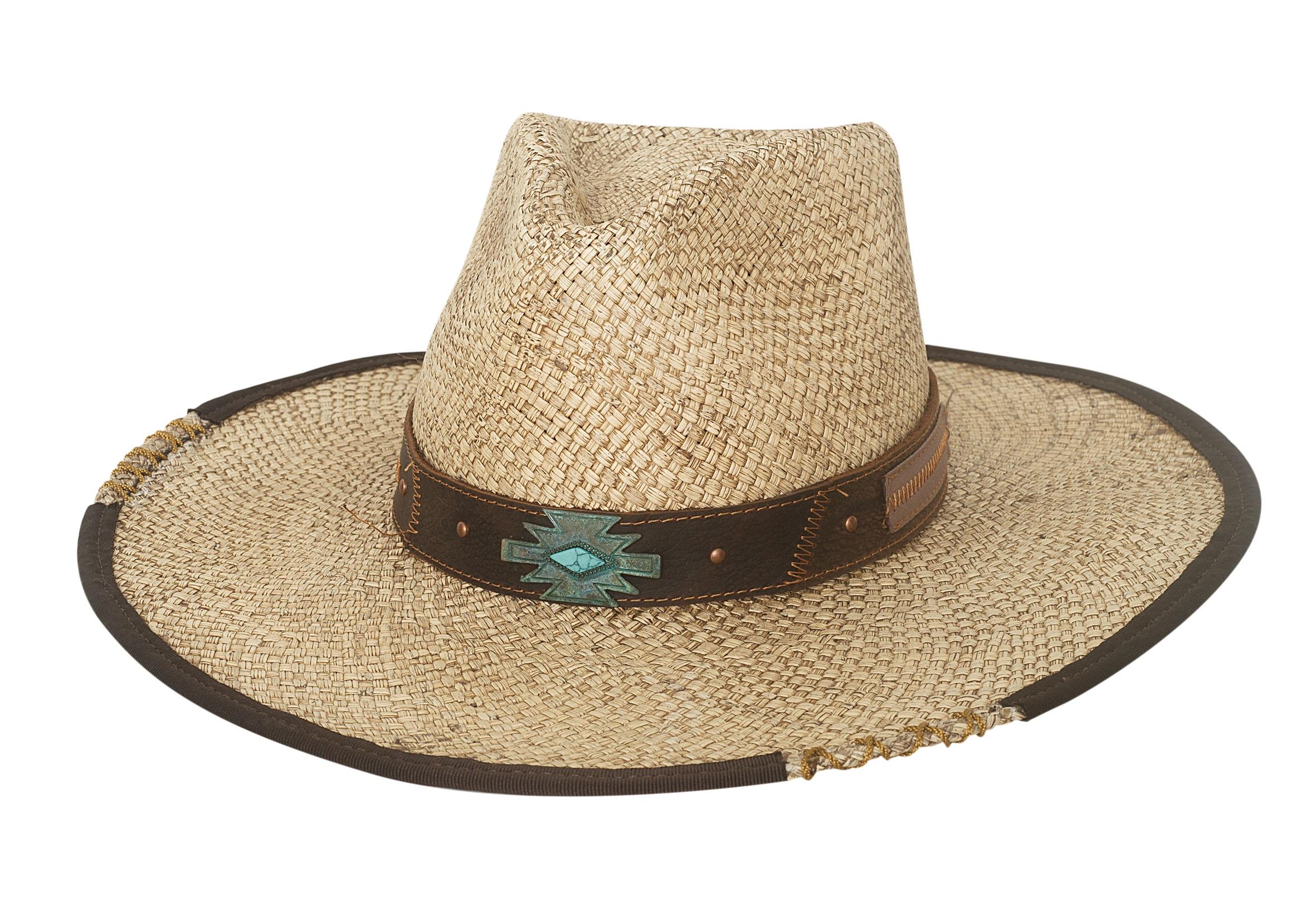 Bullhide No Rules - Straw Cowboy Hat