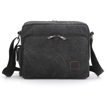 Bageek メンズショルダーバッグカジュアルな多目的クロスボディバッグショルダー財布ビジネスバッグ