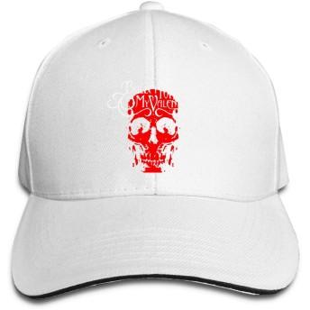 キャップ 帽子 キャスケット スポーツ帽子 野球帽 ゴルフ帽 CAP ワークキャップ 通気性抜群 ブレット フォー マイ ヴァレンタイン 日除け 紫外線対策 UVカット 男女兼用 速乾 軽薄 登山 釣り 調節可能 カジュアル オシャレ
