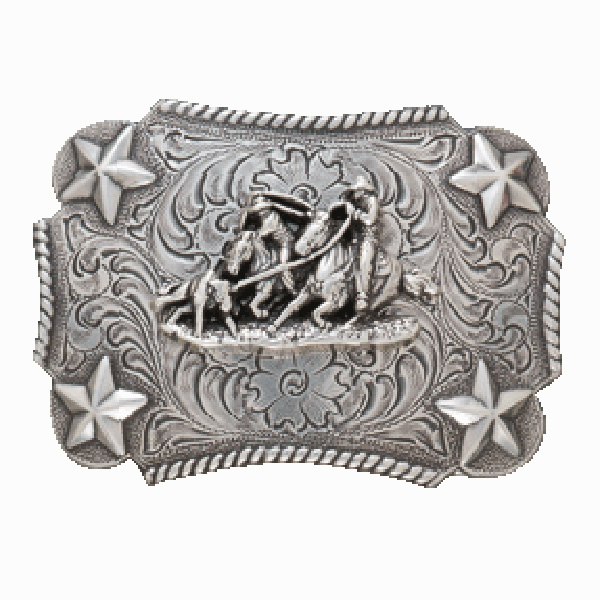 Nocona Team Roper - Childrens Belt Buckle