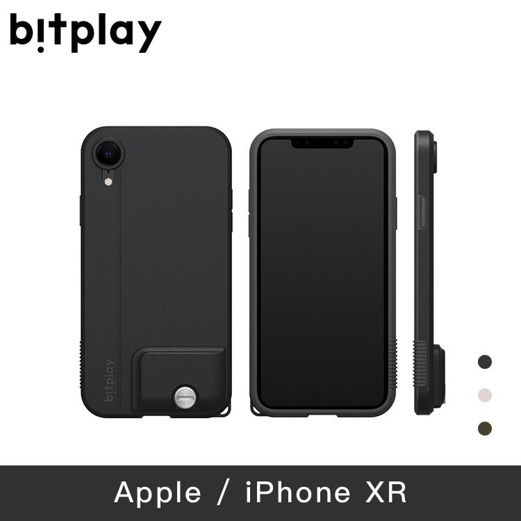 bitplay | SNAP iPhone XR (6.1吋) 防摔手機殼 | 經典黑