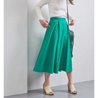 【ユナイテッドアローズ/UNITED ARROWS】 UBCB パネルフレア スカート