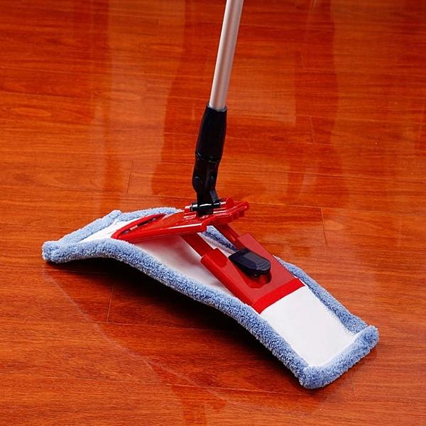 特價伊司達瑪克纖平板拖把夾毛巾地拖平拖木地板拖把拖布墩布清潔 印巷家居