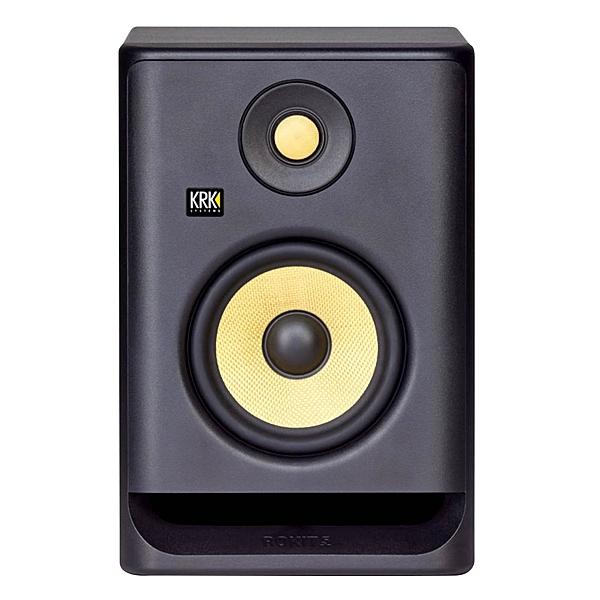 凱傑樂器 KRK Rokit RP5G4 5寸錄音室監聽喇叭 贈監聽喇叭墊