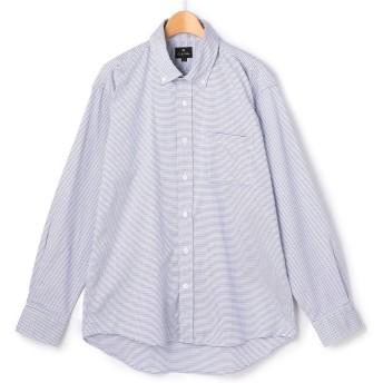 マルチカラードビー ストレッチボタンダウンシャツ CAFE SOHO