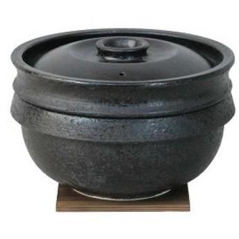 長谷園 陶珍かまど「極」 二合炊き 15751