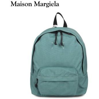 MAISON MARGIELA メゾンマルジェラ リュック バッグ バックパック メンズ レディース BACKPACK ブルー S55WA0053-T8013 3/4 新入荷
