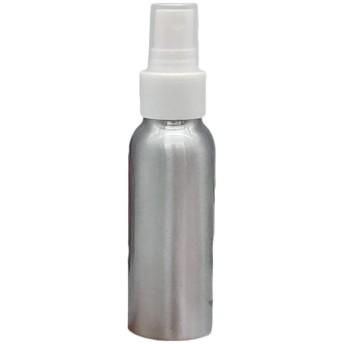 詰め替え可能なアルミボトル 小分けボトル 液体コンテナディ旅行に便利 耐衝撃 5個 80ml