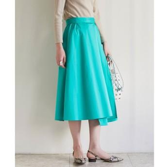【ガリャルダガランテ/GALLARDAGALANTE】 コットンサテンスカート