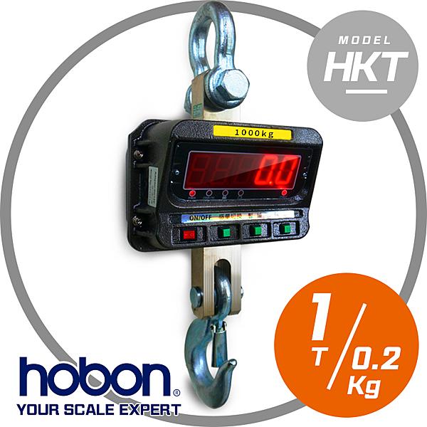 hobon 電子秤 HKT 工業型電子吊秤1T 附遙控器