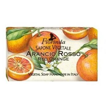 FLORINDA フレグランスソープ フルーツ レッドオレンジ