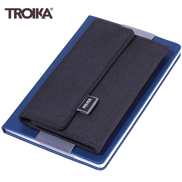 耀您館|德國TROIKA手拿包TRV55(大小18x12cm可放手機筆護照片信用卡現金)收納包多功能萬用包