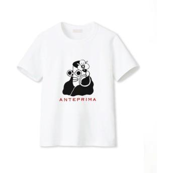 [アンテプリマ公式]アンテプリマ×キッシ プリントティー/M/ホワイト/ANTEPRIMA