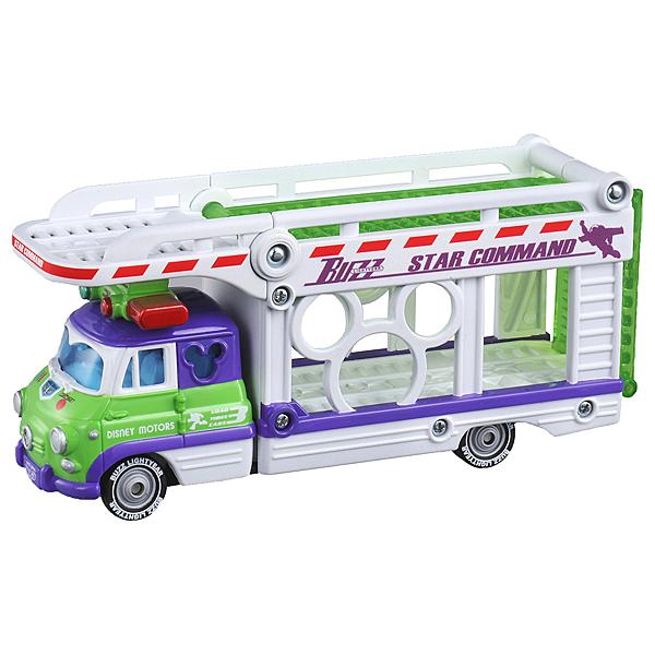TOMICA 迪士尼運輸車 巴斯光年 DS13472
