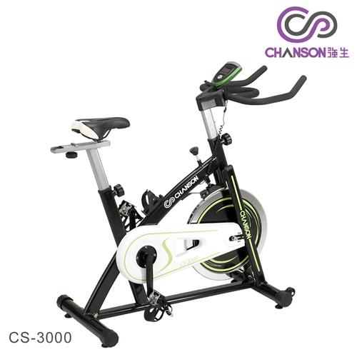 強生CHANSON 飛輪有氧健身車 CS-3000