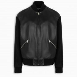 Loewe Black bomber jacket