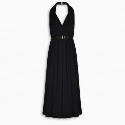 Prada Black long dress