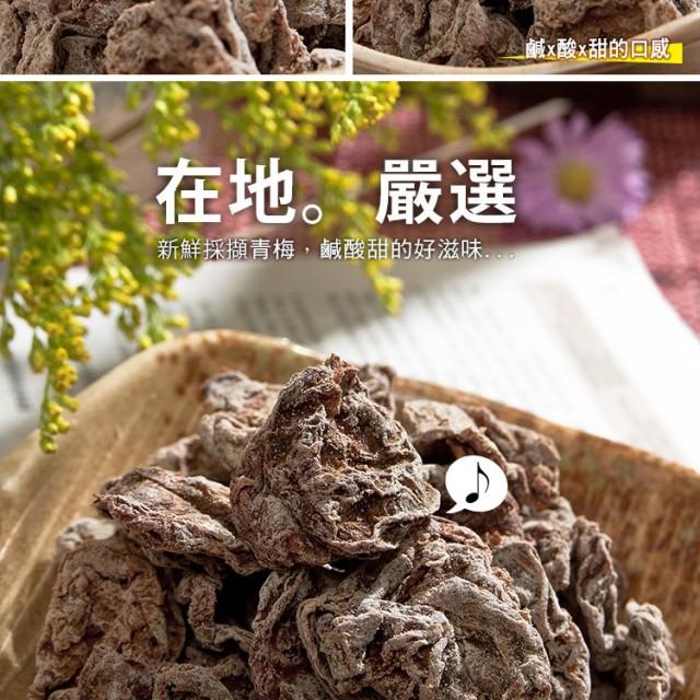 【快車肉乾】 H20化核甜菊梅 (85g/包) (回饋5%)