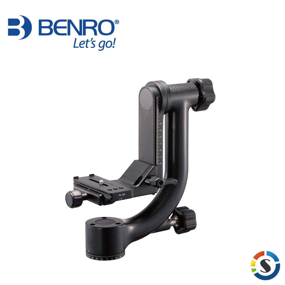 BENRO 百諾 GH2C 碳纖維懸臂雲台