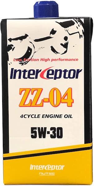 InterCeptor系列 ZZ-04 5W-30 引擎機油