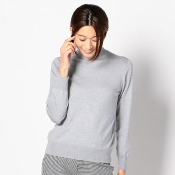 レディース 【在庫限り】ハイネックセーター