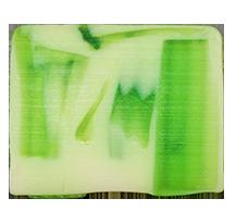 [瑞士山城]晨光綠野 香氛潤膚香皂 220g