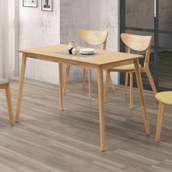 Boden-提姆4尺北歐風餐桌(松木色)