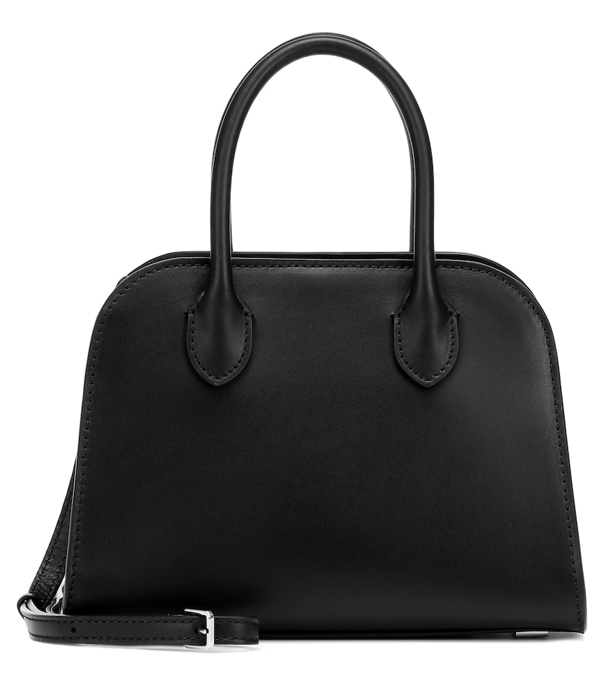 Margaux 7.5 leather tote
