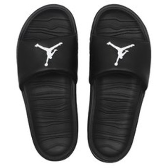 【ABC-MART:シューズ】MAR6374 JORDAN BREAK SLIDE 010BLK/WHT 593621-0006