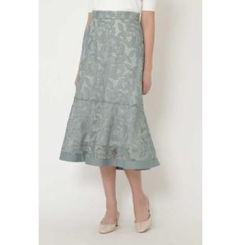 JILLSTUART / ジルスチュアート ◆セシィーレーススカート