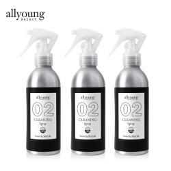 allyoung select 高效防護潔淨液200ml  共3入組