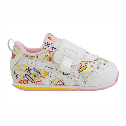 Asics Idaho Baby Sp [1144A031-700] 小童鞋 運動 休閒 慢跑 學步 柔軟 透氣 粉彩