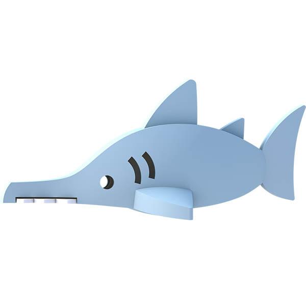 好評熱銷 halftoys3d海洋樂園鋸齒鯊saw shark )steam教育玩具