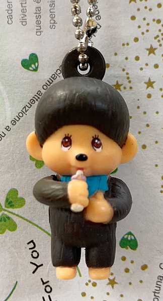 【震撼精品百貨】monchhichi_夢奇奇~夢奇奇鑰匙圈/吊飾#42868