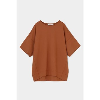 マウジー OVERSIZED HALF SLEEVE Tシャツ レディース BRN FREE 【MOUSSY】