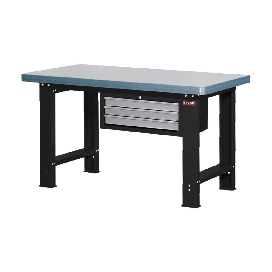 !需自行組裝!【樹德】 WB高荷重型工作桌 WHC5M 鐵桌 工作台 工廠 重型工業 工具桌 辦公桌 工作站