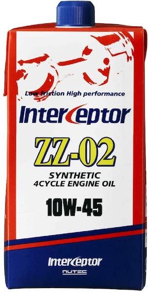 InterCeptor系列 ZZ-02 10W-45 引擎機油