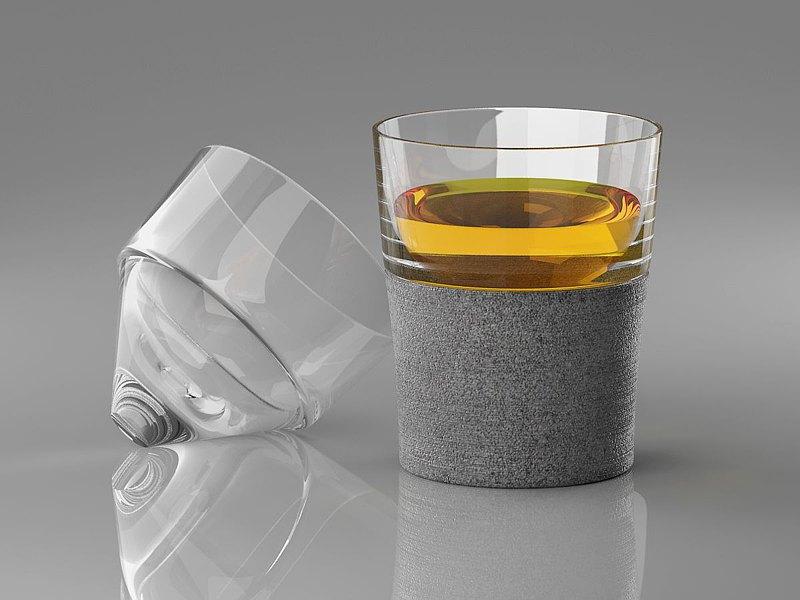 冰鎮威士忌酒杯 - Hukka Design 台灣總代理