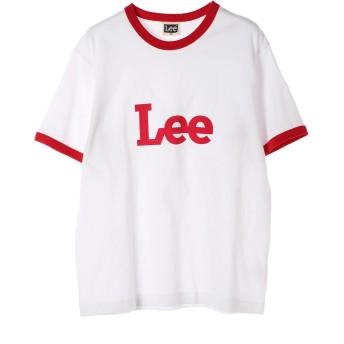 【6,000円(税込)以上のお買物で全国送料無料。】【Lee】70'S RINGER TEE