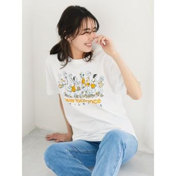 【6,000円(税込)以上のお買物で全国送料無料。】■NB エッセンシャルズアイコンTシャツ